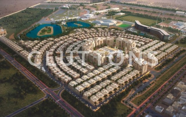 Image of 6 bedroom Villa to rent in Khalifa City A, Khalifa City at Al Forsan Village, Khalifa City A, Abu Dhabi