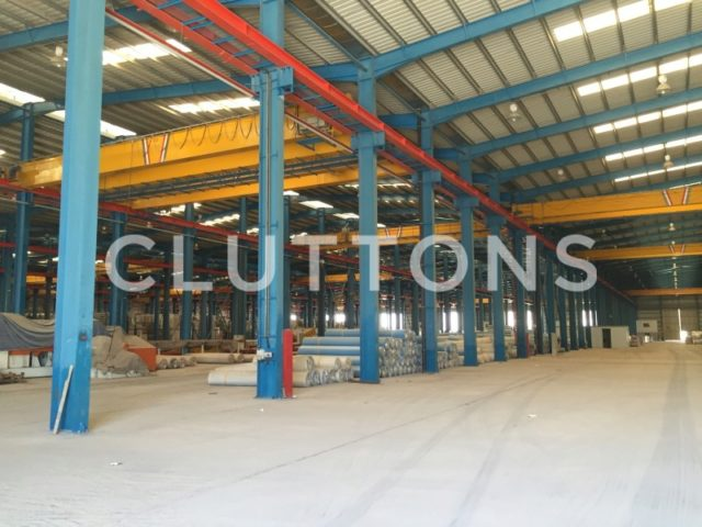 Image of Warehouse for sale in Mussafah, Abu Dhabi at ICAD - Industrial City Of Abu Dhabi, Mussafah, Abu Dhabi