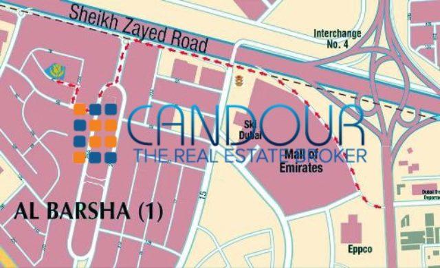 Image of Land for sale in Al Barsha 1, Al Barsha at Al Barsha 1, Al Barsha, Dubai