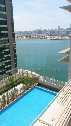 Image of 1 bedroom Apartment to rent in Tala Tower, Marina Square at Tala Tower, Al Reem Island, Abu Dhabi