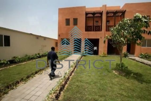 Image of 3 bedroom Villa to rent in Hydra Village, Abu Dhabi at Zone 4, Hydra Village, Abu Dhabi