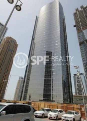 Image of Office Space to rent in Jumeirah Lake Towers, Dubai at Silver Tower, Jumeirah Lake Towers, Dubai