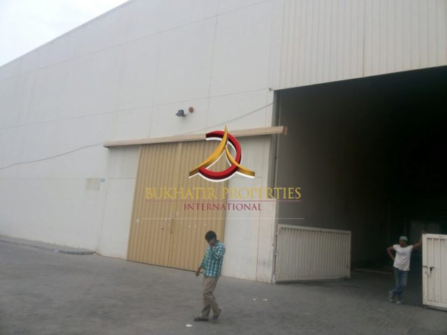 Image of Warehouse to rent in Al Nouf, Sharjah at Al Nouf, Sharjah