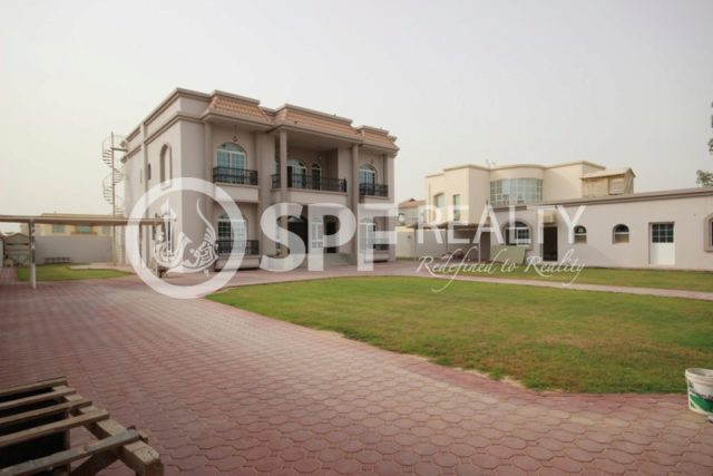 image of 6 bedroom villa to rent in al barsha 3 al barsha at al
