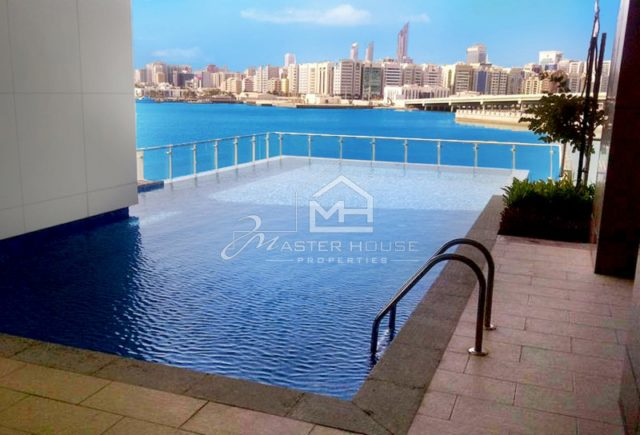 Image of 1 bedroom Apartment to rent in Marina Blue Tower, Marina Square at Marina Blue Tower, Al Reem Island, Abu Dhabi