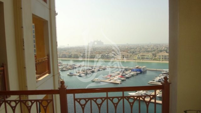 Image of 3 bedroom Apartment to rent in Palm Jumeirah, Dubai at Marina Residence 6, Palm Jumeirah, Dubai