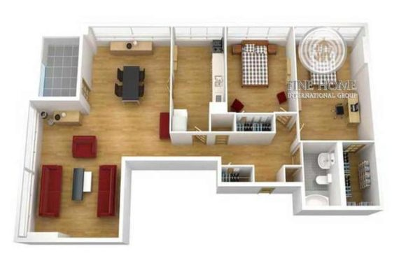3 bedroom Apartment...