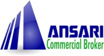 Logo of ANSARI Commercial Broker